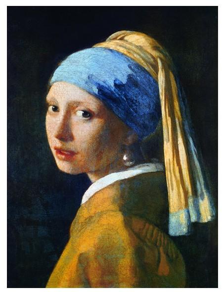 #créativité #jeunefillealaperle #vermeer #art #creativity #portrait